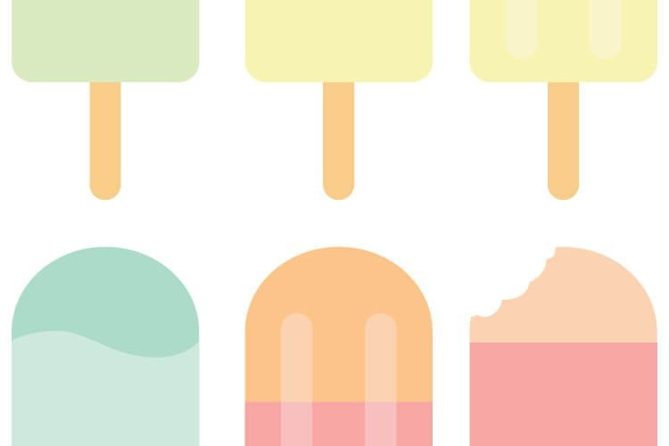 Popsicle Cut Files + Clip Art – Freebie Friday