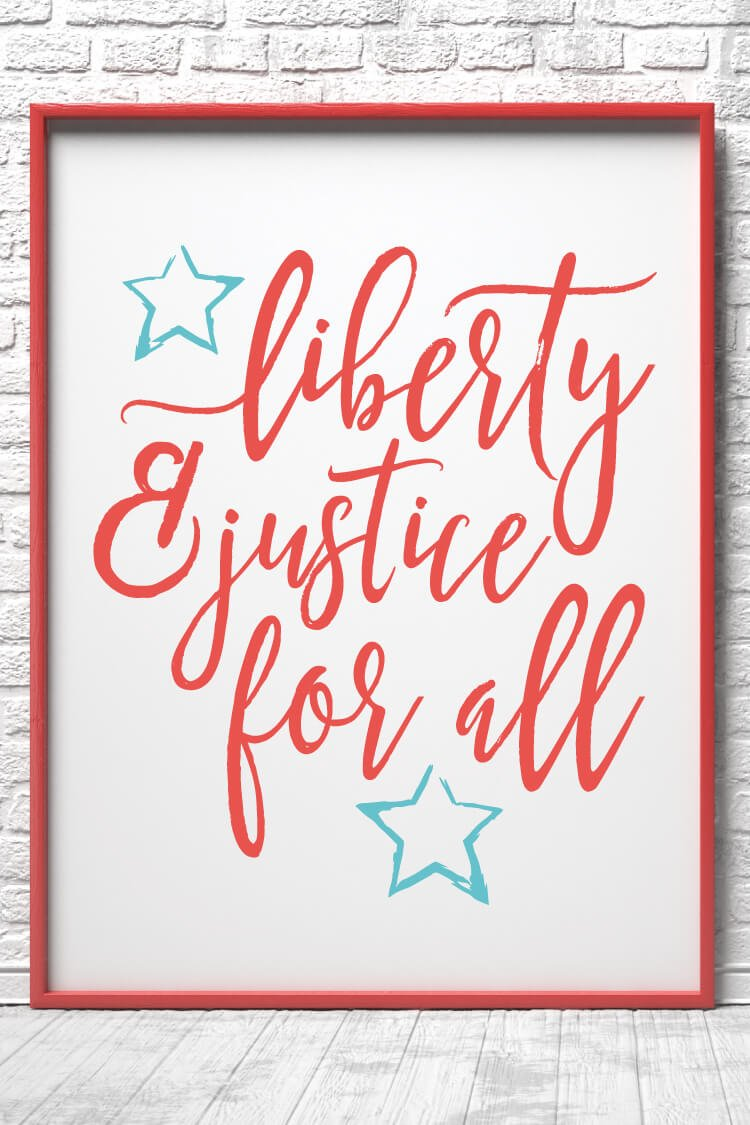 4Th Of July Quotes Prepossessing Printable 4Th Of July Quotes  Hey Let's Make Stuff