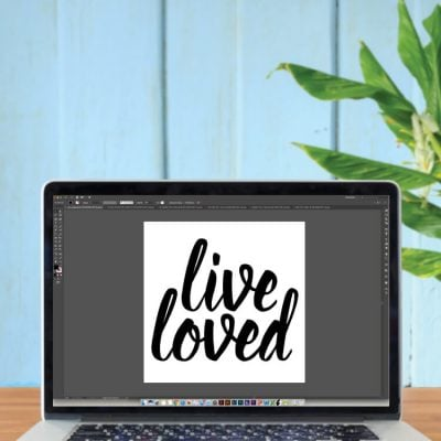 How to Make SVG Files for Cricut Using Illustrator