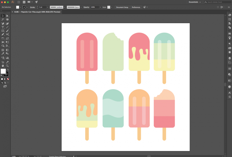 Learn to use Adobe Illustrator
