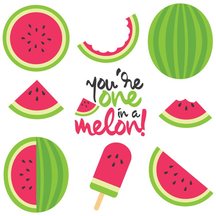 watermelon cut files clip art freebie friday hey let s make stuff rh heyletsmakestuff com watermelon clipart black and white watermelon clipart black and white