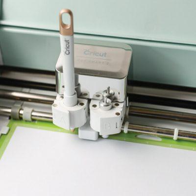Tips for Using the Cricut Scoring Stylus