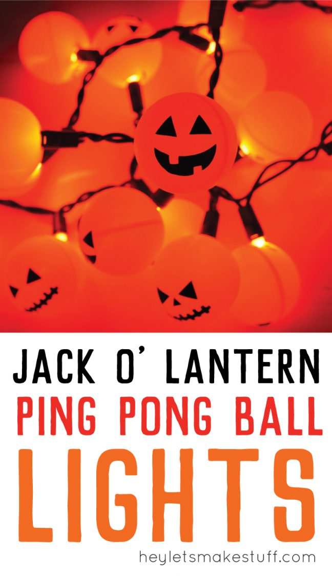 save - Halloween Ping Pong Balls