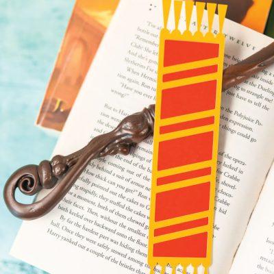 Harry Potter Hogwarts House Bookmarks