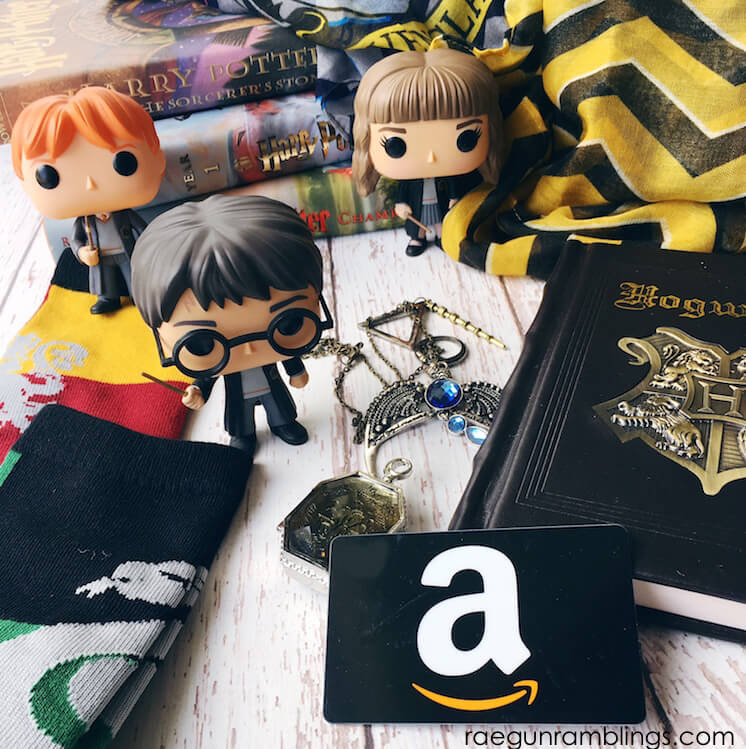 Free Harry Potter Giveaways