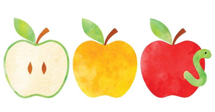 watercolor apple clip art freebie friday hey  let s last day of school clipart borders last day of school clip art 2018