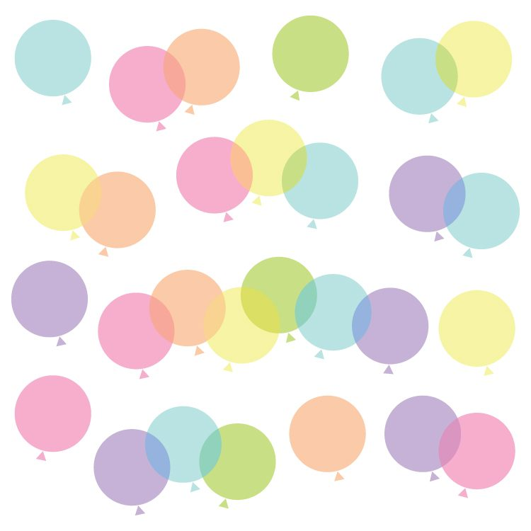 rainbow balloon clip art free download 14 png files rh heyletsmakestuff com balloon clipart no background balloon clip art borders