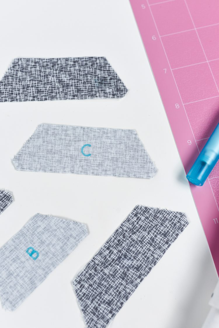 how to cut fabric on Cricut Maker