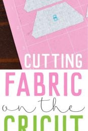 Learn how to cut fabric on your Cricut Maker, as well as insider tips and tricks for getting the most out of your machine and your fabric.