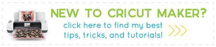 Cricut tips and tricks ad