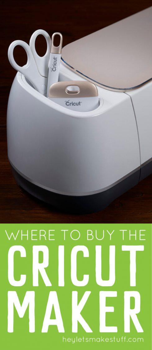 where can i buy a cricut machine