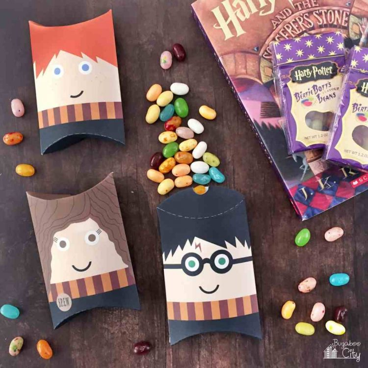 Harry Potter Treat Boxes - Bugaboo City