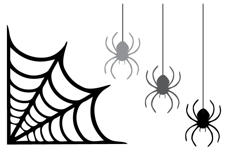 spider web clip art freebie friday hey let s make stuff rh heyletsmakestuff com spider clip art black and white spider clip art svg