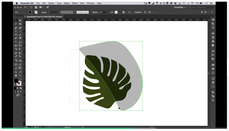 Skillshare: Adobe Illustrator: The Shape Tool | Dylan Mierzwinski