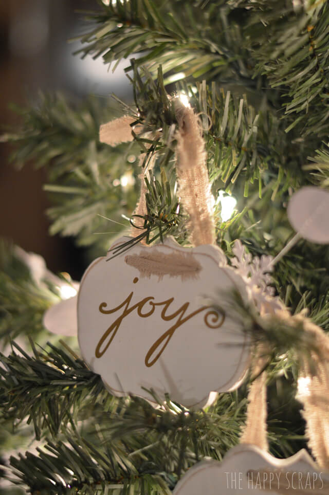Diy Christmas Ornaments With The Cricut Hey Let S Make