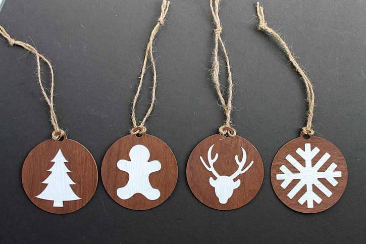 Monogram Christmas Stocking