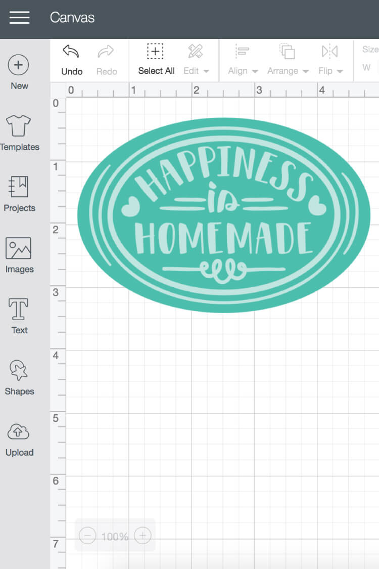 Using Flatten in Cricut Design Space - Hey, Let's Make Stuff