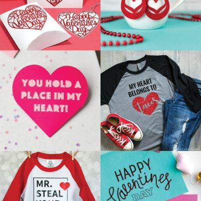 Free SVG Files for Valentine's Day