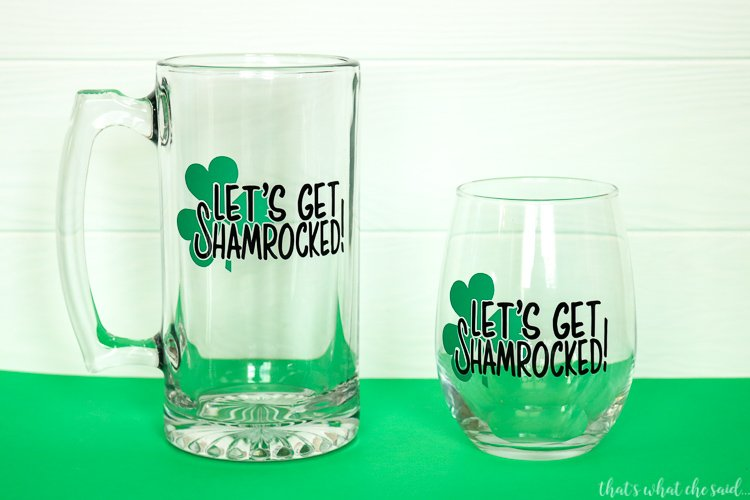 Let's Get Shamrocked SVG: With St. Patrick's Day right around the corner, here is a lucky round up of SVGs perfect for all your leprechaun, rainbow and shamrock crafts and projects!
