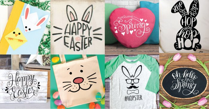 I'm sharing my favorite free SVGs for Easter and spring!All the colors, designs, decor, and adorable characters you'll need for a fun and festive season.