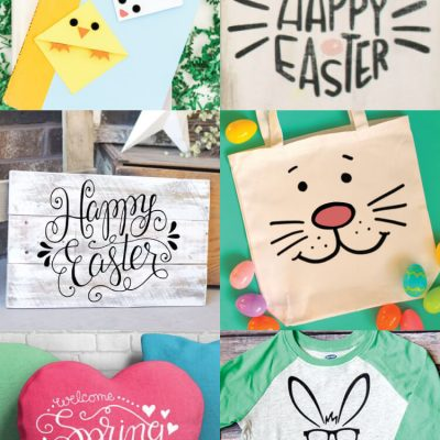Free SVGs for Easter and Spring