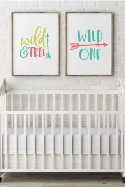 Wild Child SVG Bundle