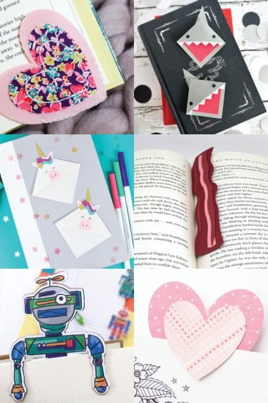 Create these fun and easy bookmarks with your Cricut, and you'll never lose your place in your favorite book again! There are so many Cricut bookmark tutorials, perfect for gifts, student projects, and so much more!