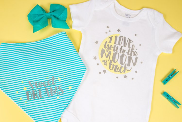 Cricut's new premium Iron On Designs are perfect for a quick project—and they don't require a Cricut machine! I used Cricut Iron On Designs on several different colors of fabric, and here are my results.