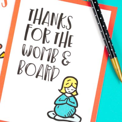 Printable Funny Mother's Day Cards