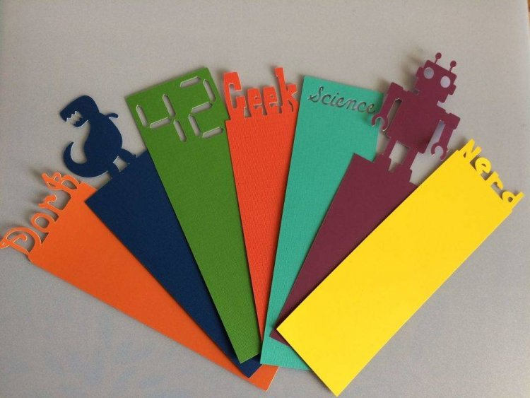 Geeky Bookmarks
