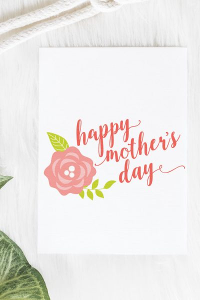 Happy Mother's Day SVG Bundle