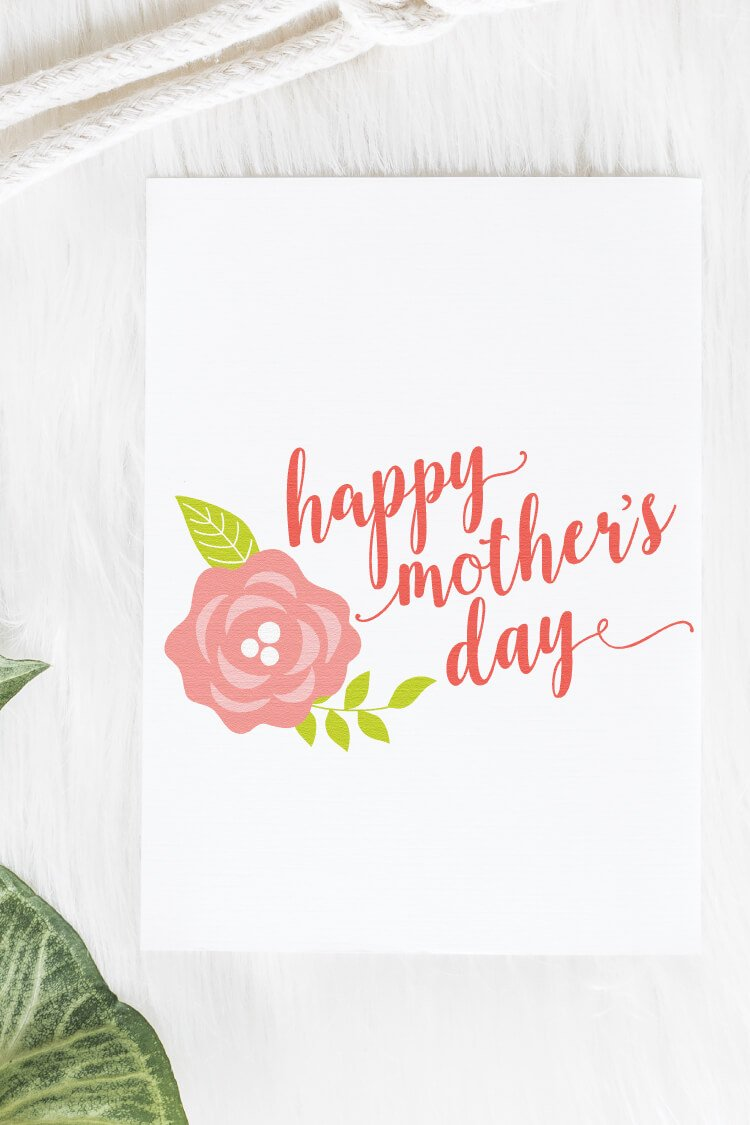 Free Download this free vector about happy mothers day card with flowers, and discover more than 10 million professional graphic resources on freepik. Happy Mother S Day Svg Bundle Hey Let S Make Stuff SVG, PNG, EPS, DXF File