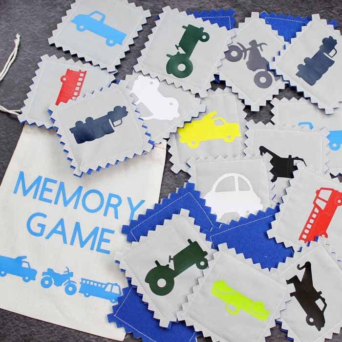DIY Memory Game