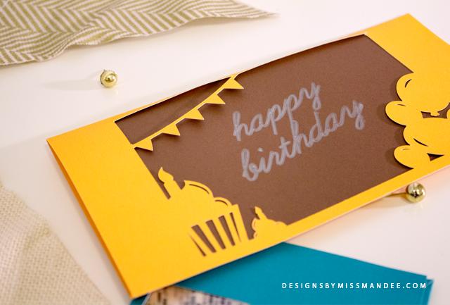 Birthday Envelope