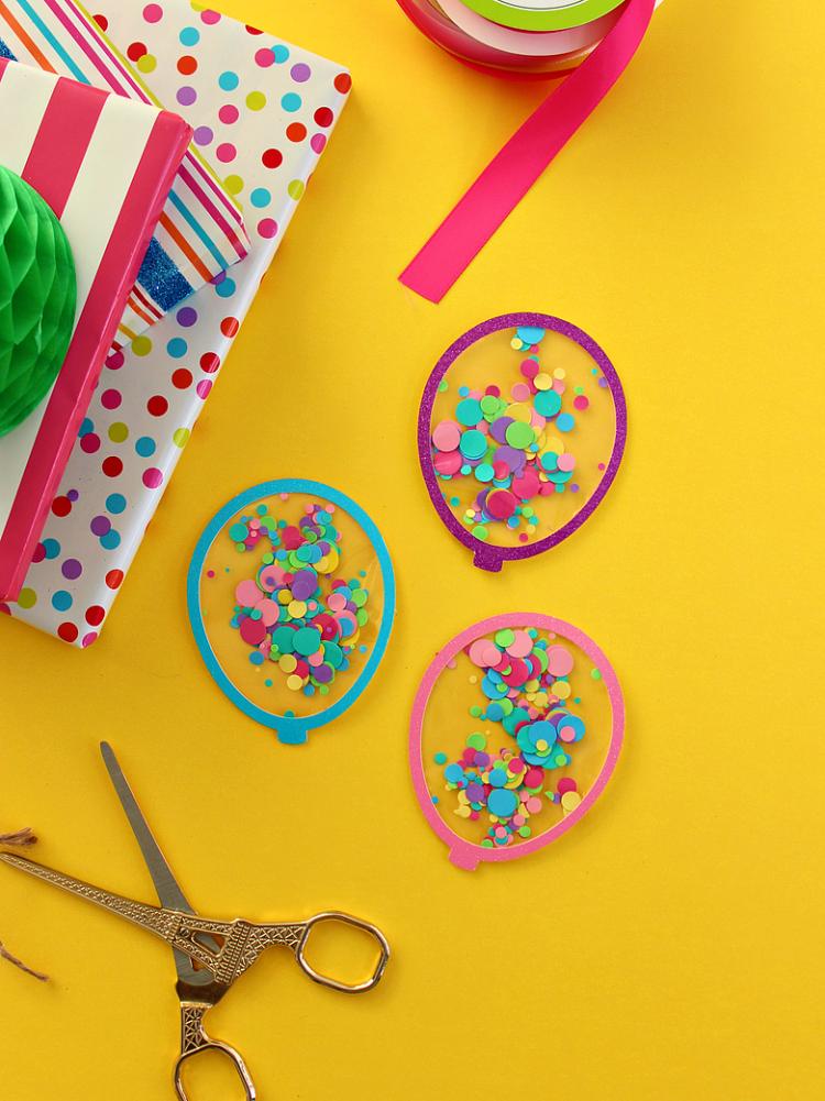 Balloon Confetti Shakers