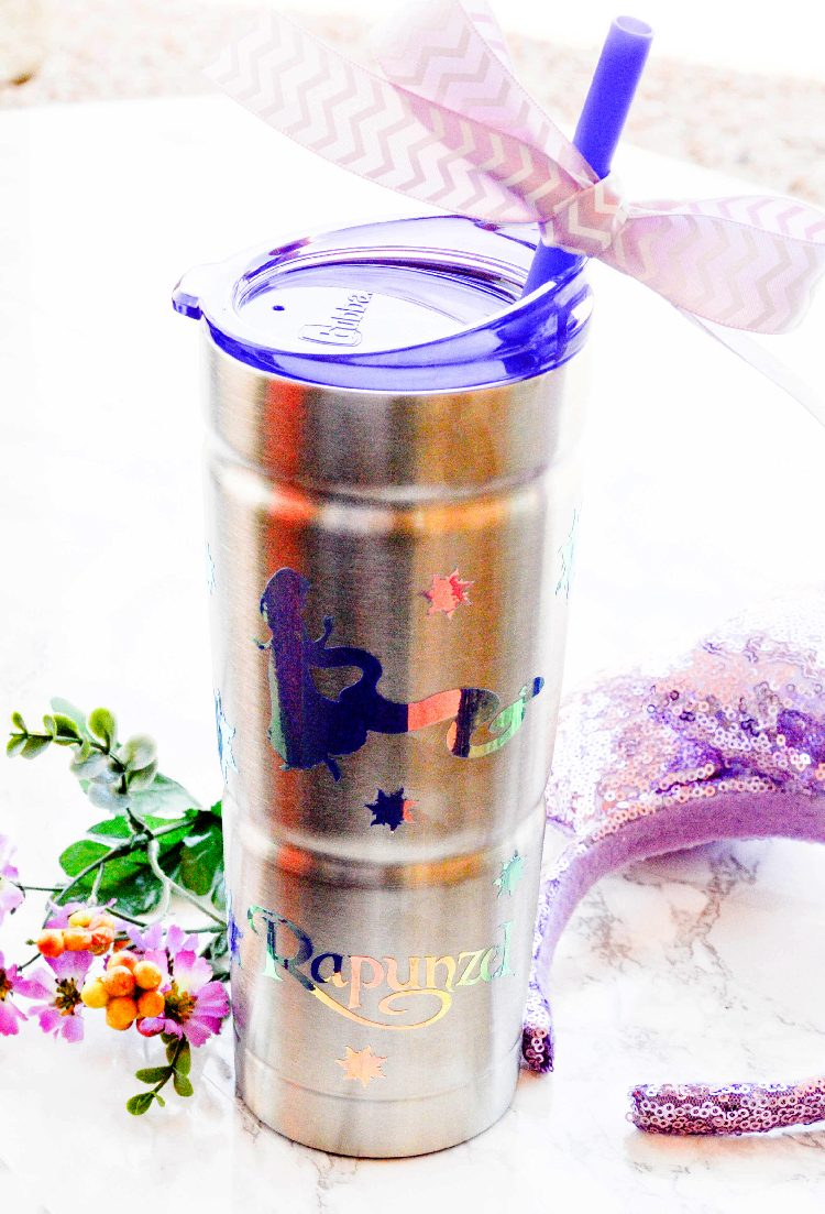 Rapunzel Travel Cup