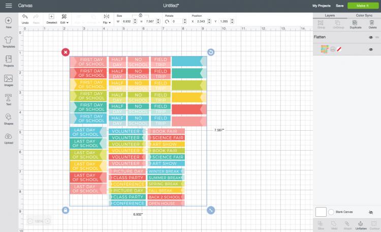 Flatten SVG File