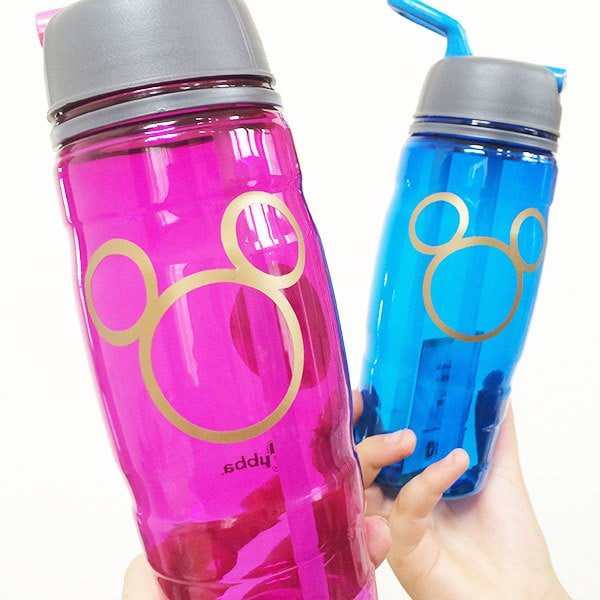 Personalize Water Bottles With Disney And Cricut from 100directions.com