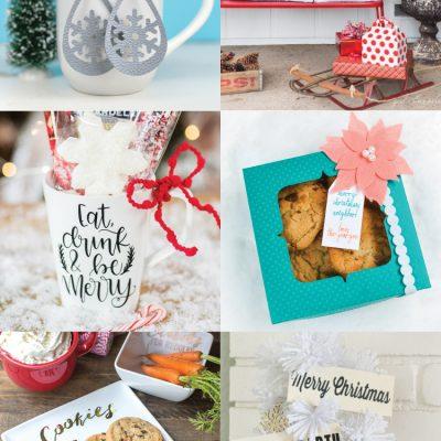 Easy Cricut Christmas Gift Ideas