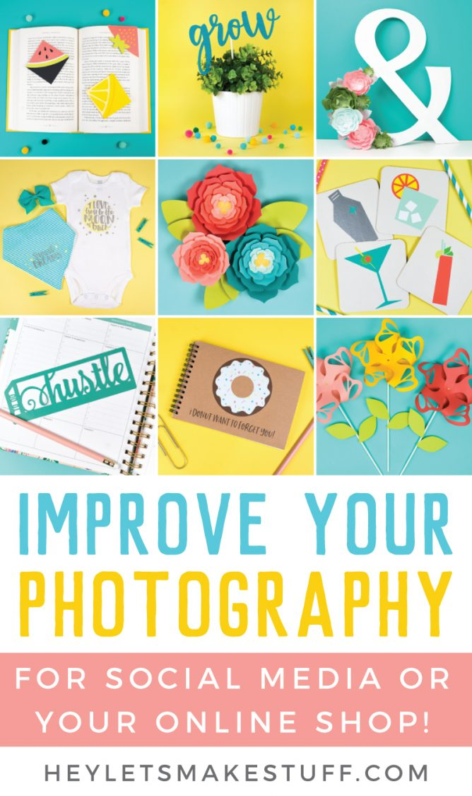 If you're looking for easy ways to improve your photography, these tips and tricks will help! Just a few small tweaks and your photography will stand out on social media or your online shop.