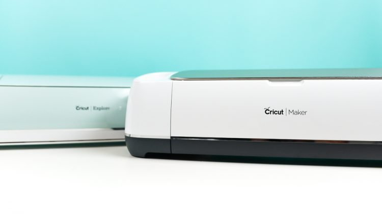 Looking to buy a Cricut, but stuck between choosing the Cricut Make vs the Explore Air 2? Here's everything you need to know to help you make an informed decision about your purchase!