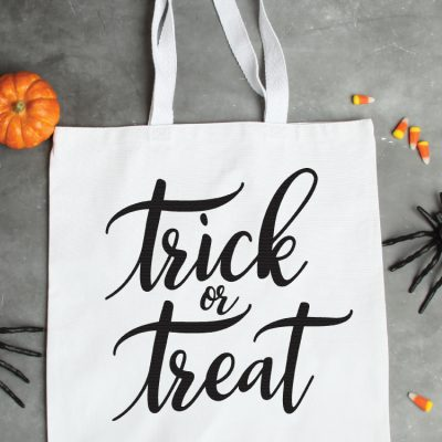 Halloween Trick or Treat SVG