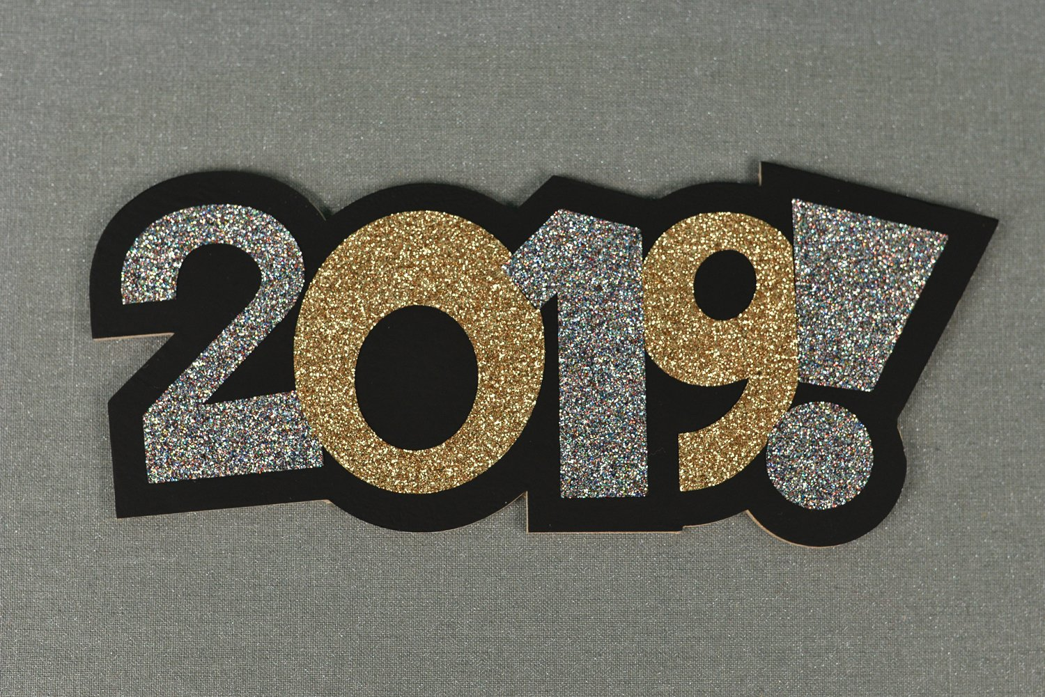 New Years Eve Photo Booth Props With The Cricut Maker Hey Lets