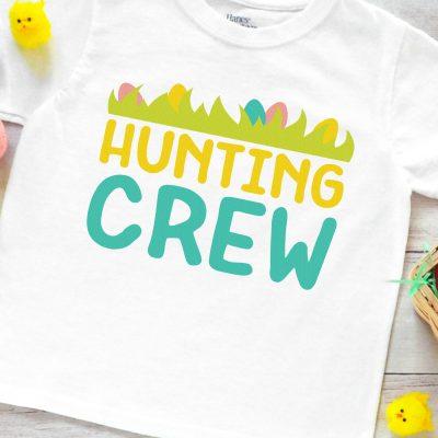 Easter Egg Hunt SVG Files