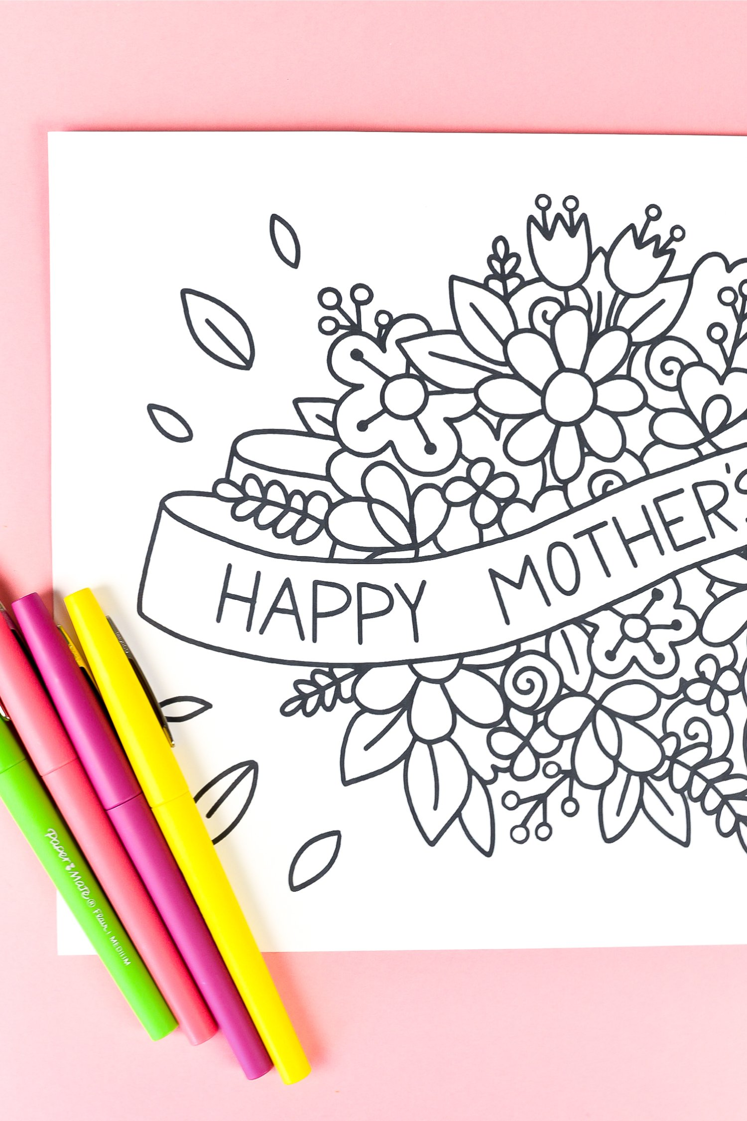 Free Choose one of our mother's day card svg kits! Happy Mother S Day Svg Bundle Hey Let S Make Stuff SVG, PNG, EPS, DXF File