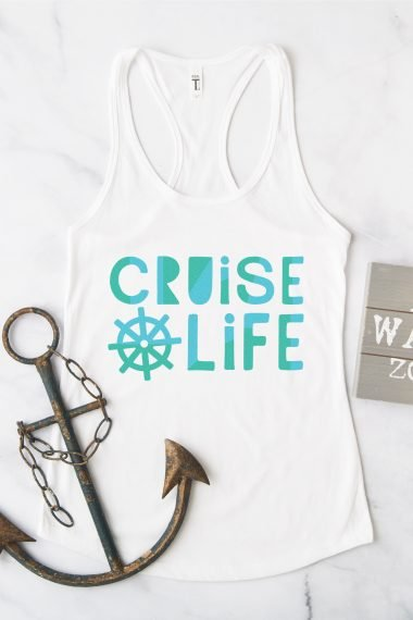 Set sail on a nautical adventure this summer with this Cruise SVG Bundle. Design and accessorize with these four ocean-worthy designs and get in the cruise mood!