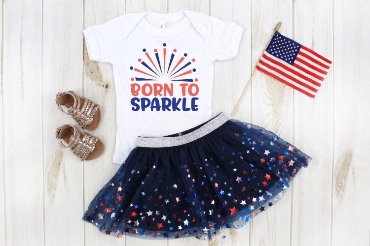 born to sparkle cut file