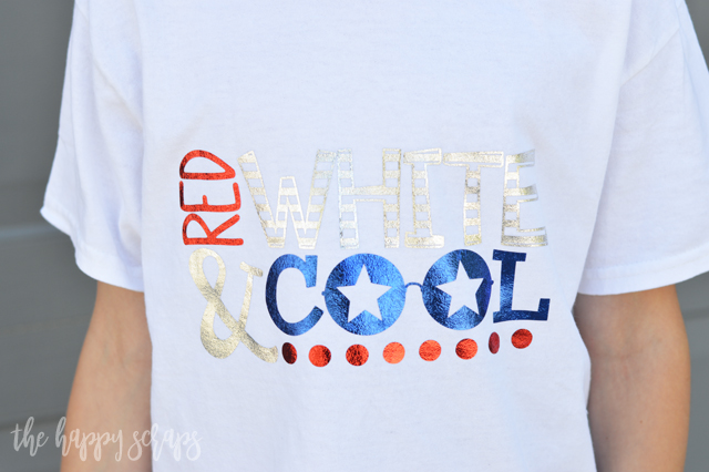 Sport that red, white and blue this Independence Day with these fun, clever and patriotic 4th of July T-Shirt Ideas!