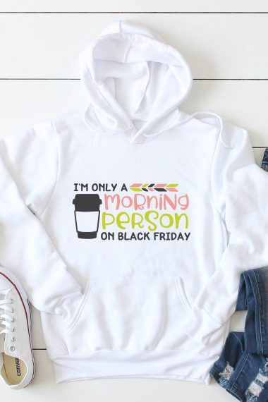 When you possibly can't stuff anymore turkey or pie in your face, it's time to go shopping. Get crafty and gear up for the mother of all shopping days with this Black Friday SVG Bundle.