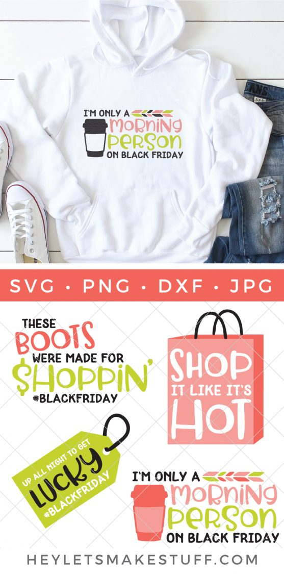 Get Shopping Ready With This Black Friday Svg Bundle